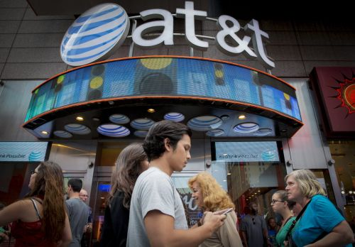 AT&T has been sued by the SEC for allegedly disclosing nonpublic information to analysts in 2016