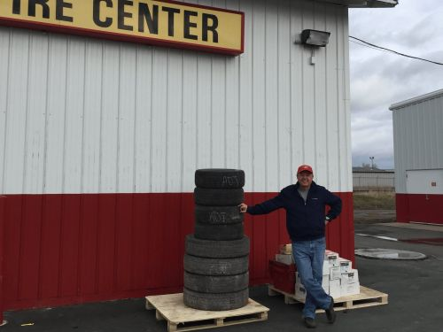 The CEO of Podium helped his dad jazz up his tire shop's online presence. He ended up launching a cloud startup backed by Accel and GV which now has more than 37,000 business customers