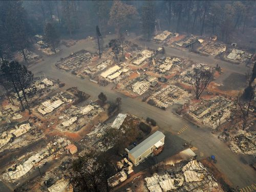 A California businessman wrote $1,000 checks for every student, teacher, administrator, janitor, bus driver at Paradise High School, after devastating Camp Fire