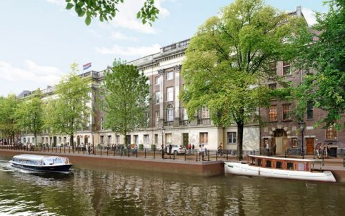 Rosewood Amsterdam Hotel To Open In 2023