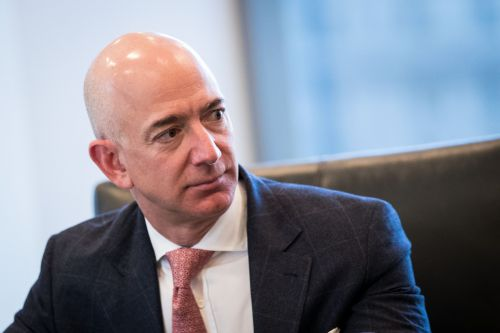 Jeff Bezos: Today's internet is a 'confirmation bias machine' that could help autocratic regimes