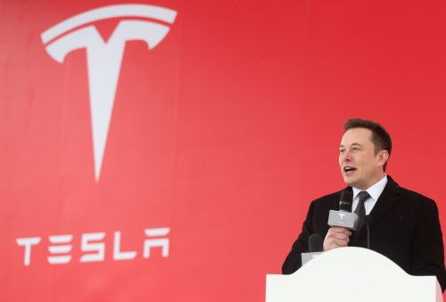 Traders are stocking up on Tesla 'crash protection' ahead of the electric-car maker's Q1 results