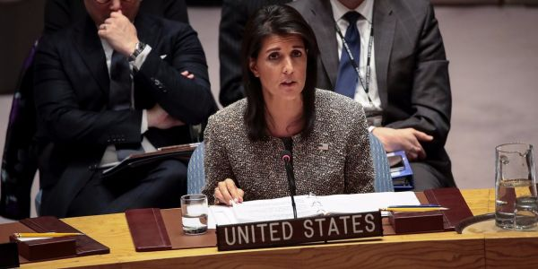 The US has withdrawn from what it calls the hypocritical and self-serving UN Human Rights Council, citing bias against Israel