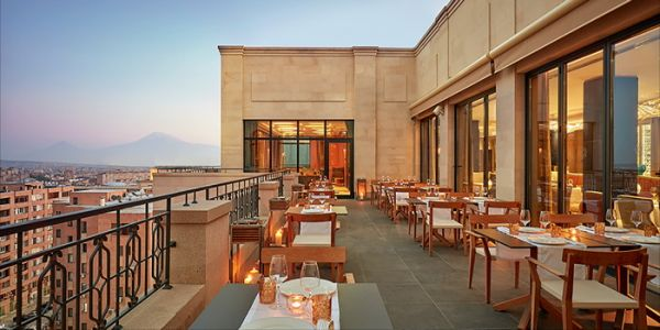 The Alexander, a Luxury Collection Hotel, Yerevan Opens in Armenia