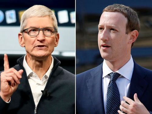 The battle between Facebook and Apple over privacy is about more than just ads - it's about the future of how we interact with tech