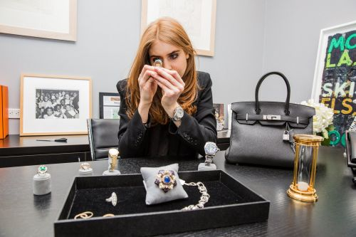 Inside the pawn shop where Wall Streeters and other New York elite sell their Rolexes and Birkin bags
