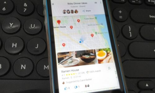 Google Maps' group planning feature rolls out for Android and iOS