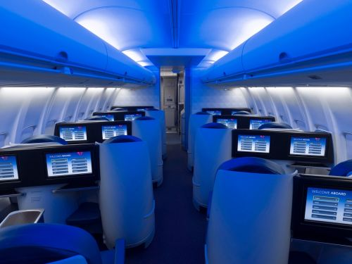 Delta answers JetBlue's challenge with more luxury business class service in the US