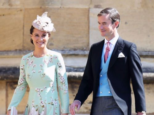 Pippa Middleton has given birth to a baby boy