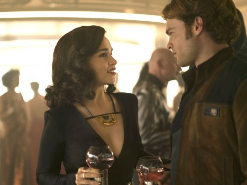 'Solo' brings back an iconic 'Star Wars' character we never thought we'd see again - here's what it means for future movies