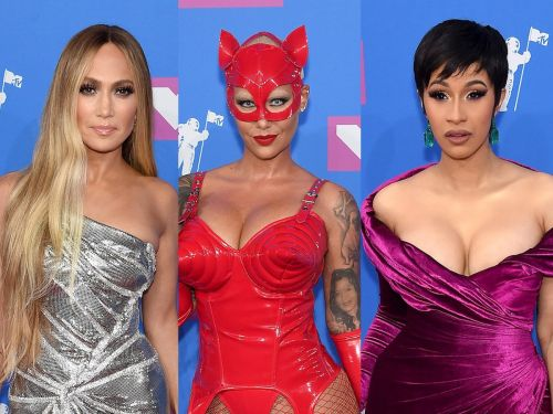The 30 best -and wildest -outfits celebrities wore to the 2018 MTV Video Music Awards