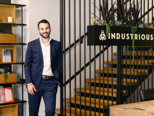 Industrious' CEO tells us why the coworking startup is ditching leases and managing property instead - bigger rival WeWork is eyeing a similar pivot to help erase losses