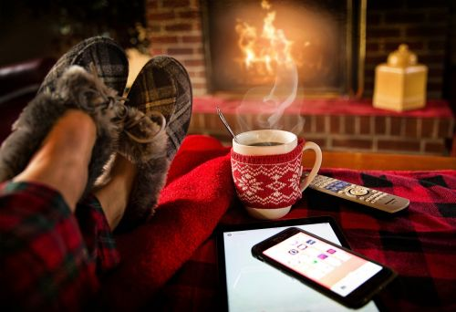 Workplace Hygge and Winter Survival