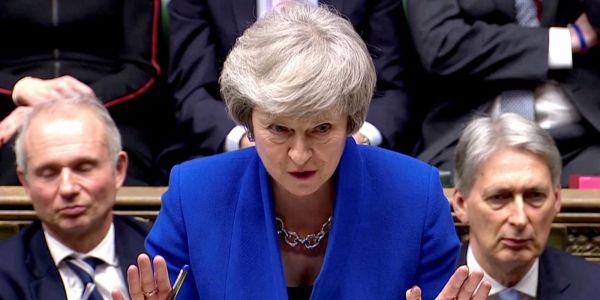 Theresa May reveals her Brexit plan B after her deal was rejected by MPs