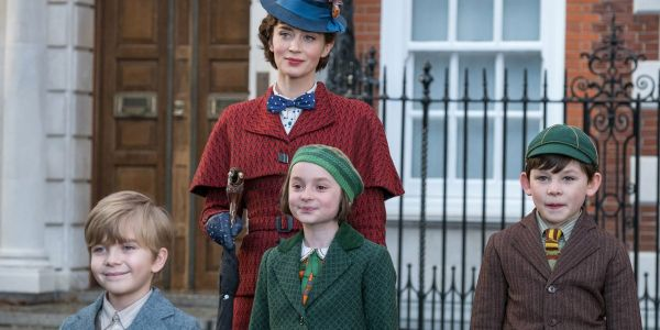'Mary Poppins Returns' celebrates the old Disney musicals and is the feel-good movie of the holidays