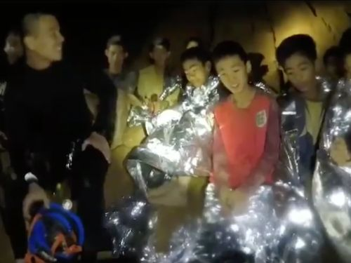 The divers in charge of the Thai cave rescue revealed the moment when they knew they'd have to sedate the boys to get them out
