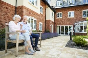 Why aging middle-class people can't afford assisted living