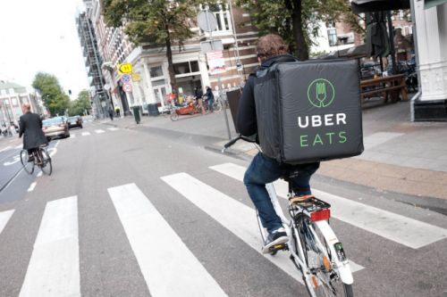 Uber Eats couriers in Europe to be offered free accident and sickness insurance