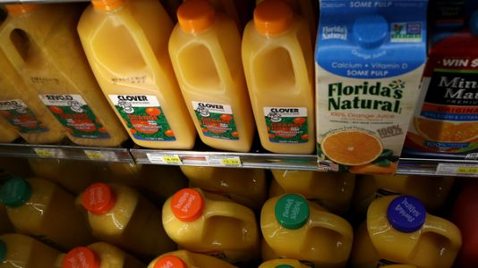 In Tariff War, Europe Could Target U.S. Orange Juice, Cranberries, Crocheted Garments