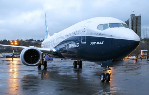 Boeing misses on earnings, suspends its forecast over uncertainty around the 737 Max