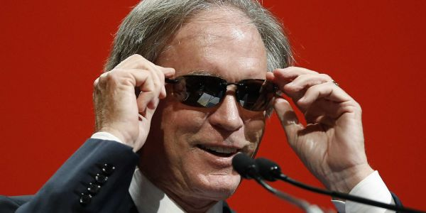 Billionaire investor Bill Gross made $10 million betting against GameStop - after he was down $15 million at one point