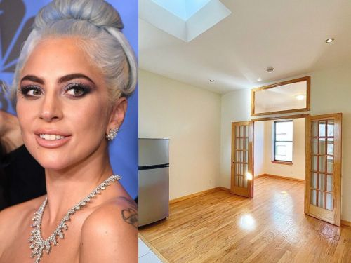 You can rent Lady Gaga's former Manhattan apartment for $2,000 a month