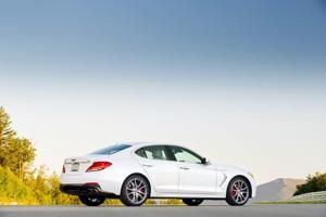 Auto review: Genesis is for real and BMW, Audi better take notice