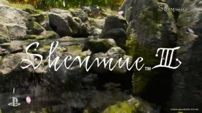 Shenmue III is the latest Kickstarter game to get a publisher