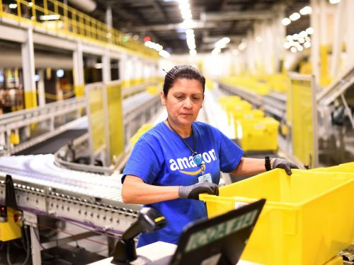 Amazon commits $700 million to giant retraining scheme for 100,000 US workers
