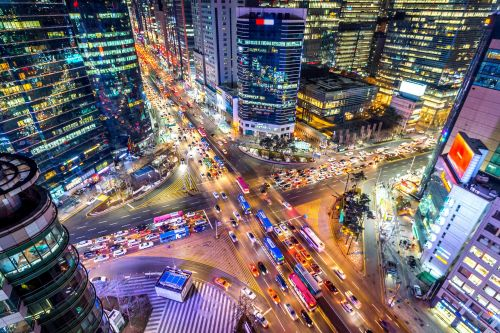 Inside notoriously ritzy Gangnam, the 'Beverly Hills' of South Korea that's home to the country's biggest celebrities