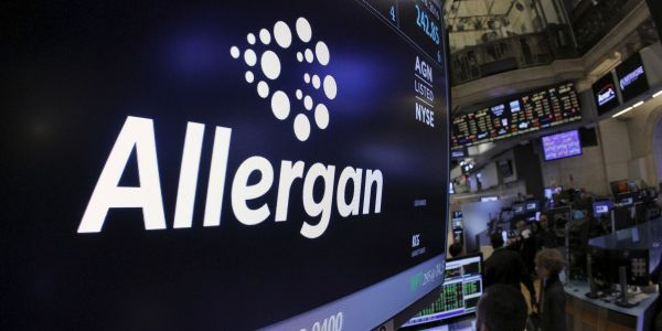 Abbvie is buying Allergan in a $63 billion pharma mega-deal