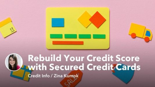 Rebuild Your Credit Score: A Guide to Secured Credit Cards