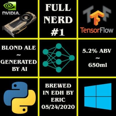 Deep Learning on Tap: NVIDIA Engineer Turns to AI, GPU to Invent New Brew