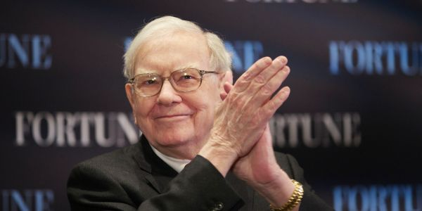 Warren Buffett's Berkshire Hathaway has more than tripled its money on 5 stocks in its portfolio. Here are its biggest winners