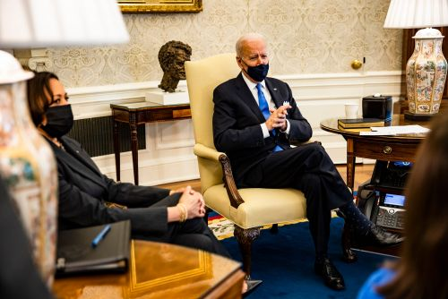 Biden is picking up the work on cancer he started as Obama's VP. His science advisor nominee Eric Lander is expected to lead the effort