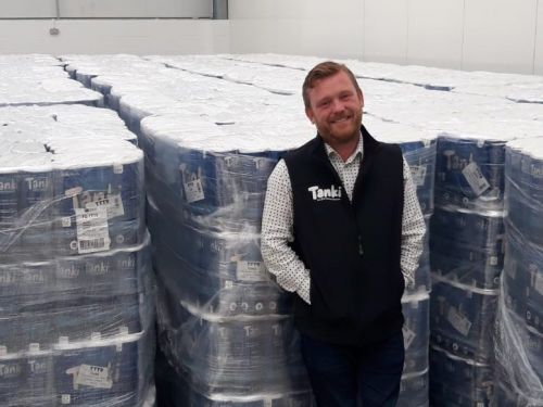 After COVID-19 wrecked his business, this Brit invented toilet paper that won't clog ship toilets and launched a startup that now has clients all over the world