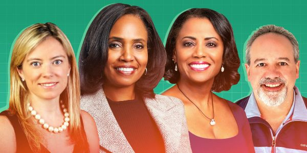 4 minority-owned banks lay out how diversity initiatives are helping them get a bigger slice of Wall Street's investment-banking pie