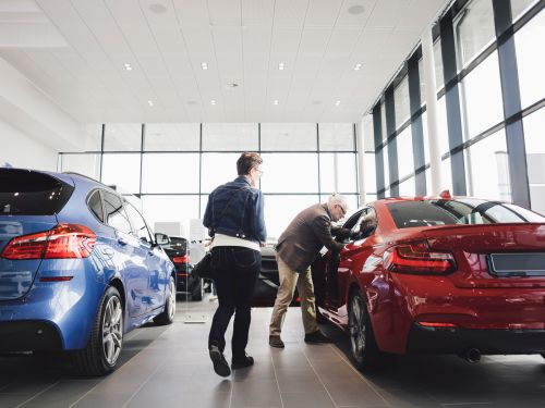 How to get a car loan in 9 steps