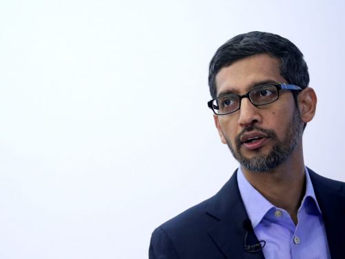 Sundar Pichai says Google plans to be 'more flexible' with future office requirements, and will consider hybrid models to create better 'balance' for employees