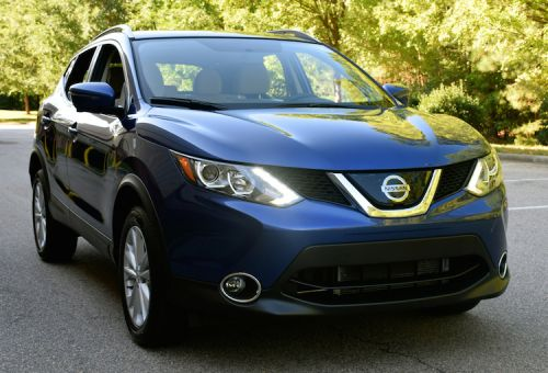 Nissan Rogue Sport Brings Value & Versatility