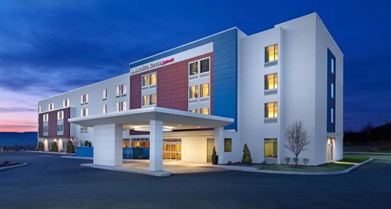 SpringHill Suites by Marriott in Greenwood Village Opens in Colorado