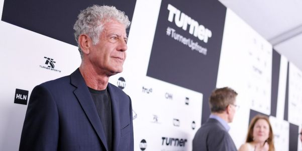 Anthony Bourdain opened up about his 'unhappy soul' in an interview a year before died