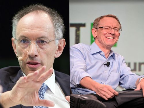Sequoia's Michael Moritz and Kleiner's John Doerr are co-leading an investment for the first time since helping to fund Google in 1999