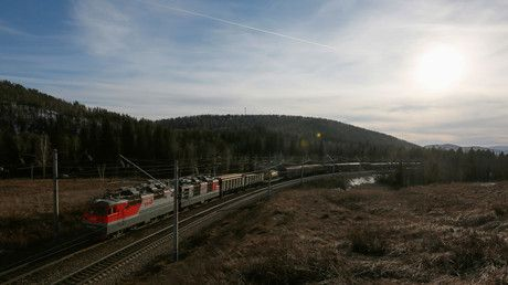 Russia & Japan plan to launch freight route via Trans-Siberian Railway