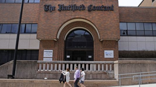 'Hartford Courant' Journalists Petition To Unionize