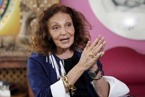 DVF's chief creative officer steps down
