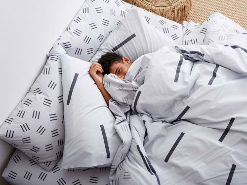 Putting your comforter into a duvet cover is simple with our foolproof method - here's how to do it