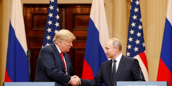Trump was reportedly informed before his inauguration that Putin personally directed election meddling