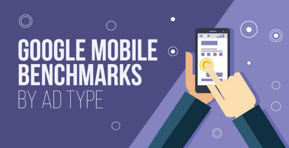 Google Mobile Benchmarks - by Ad Type!