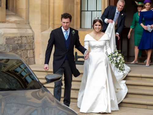 All the best moments from Princess Eugenie's wedding that you may have missed